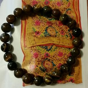 Jewelry - Tigers Eye bracelet